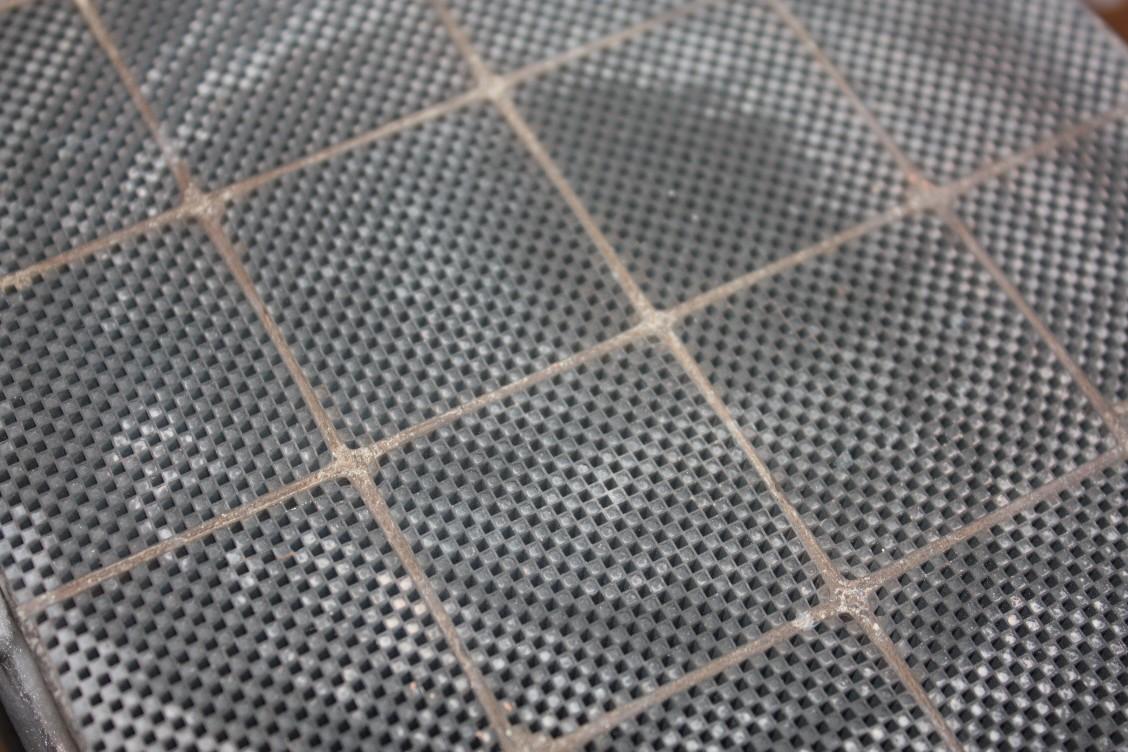 Čistenie DPF filtra. Repasovanie filtra pevných častíc.